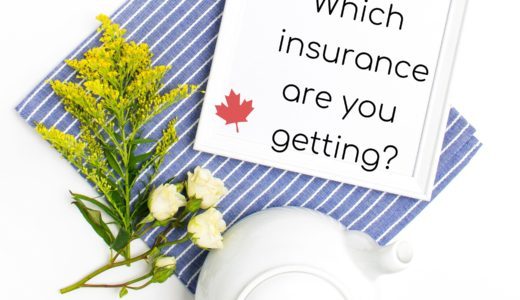 【カナダ高校留学:州別保険比較】留学中に加入する保険ってどんなの?